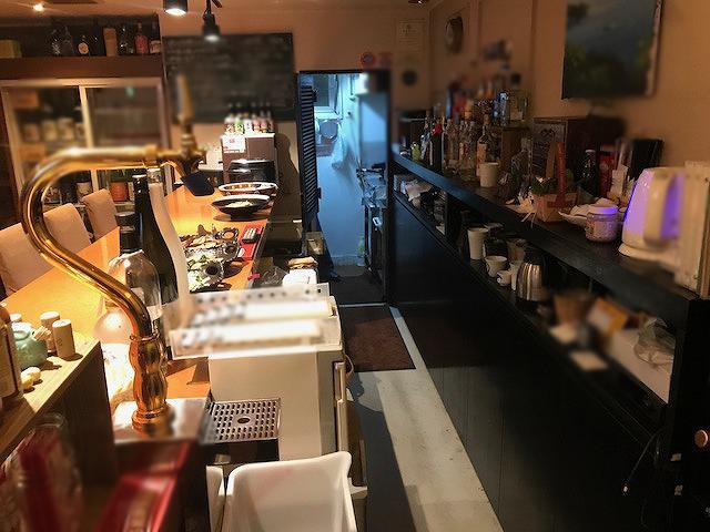 【再募集】中心部!南3条 13.48坪 和食料理居抜き店舗! : 南3条の和食料理店居抜き