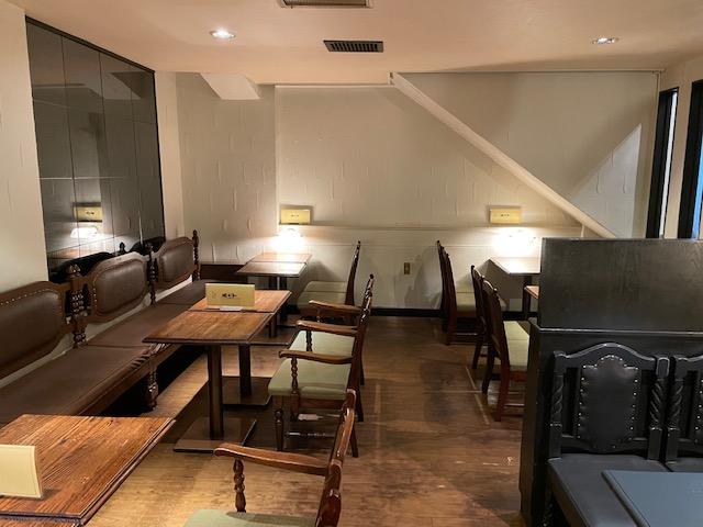 大通駅1分!専用階段付地下1階の28坪カフェ居抜き! :